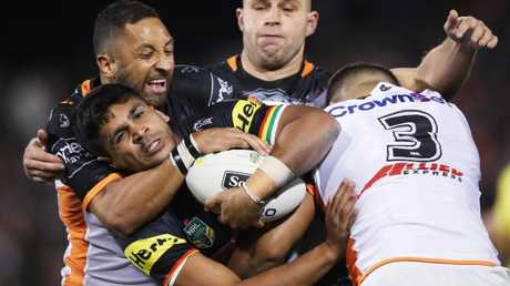 Peachey stated his case for an Origin spot.