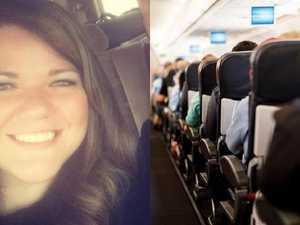 Incredible twist for fat-shamed passenger