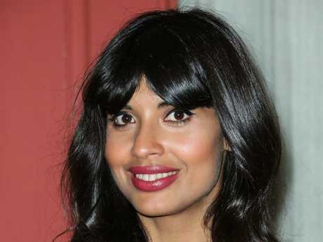 The Good Place star Jameela Jamil labelled Kim 'toxic.' Picture: MEGA