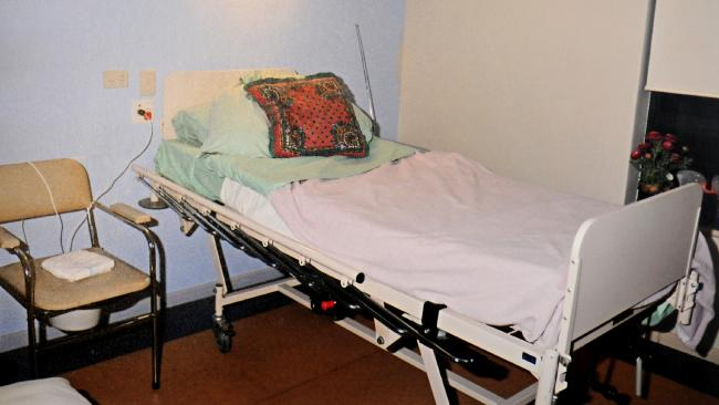 Dorothy Mavis Baum was bludgeoned to death in her bed at Christies Beach nursing home.