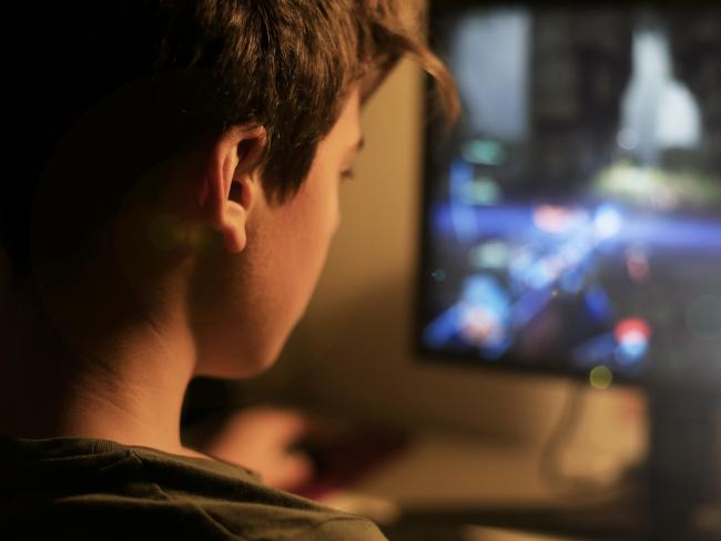 Kids are playing this dangerous online game. Picture: iStock