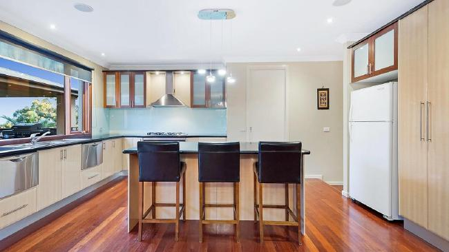 Inside the home at Narre Warren purchased by Ngouth Oth Mai. Picture: realestate.com.au