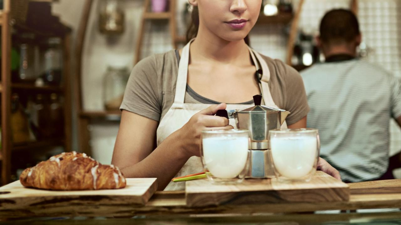 Chris Owen always calls out poor customer service. Picture: iStock