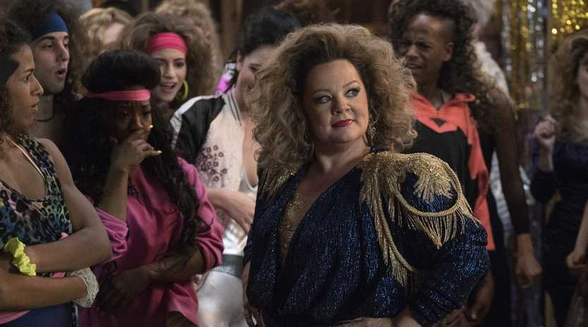 Like much of her recent work, Melissa McCarthy's Life of the Party pretty much stinks. Image: Warner Bros