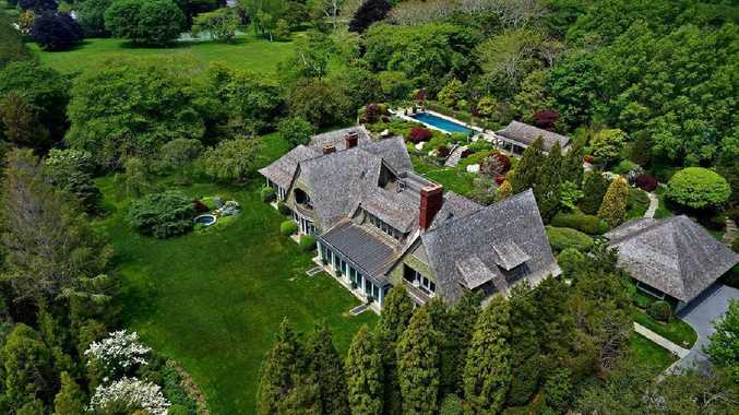 Kevin Durant's Hampton's house. Picture: Sotheby's Realty