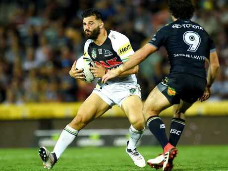 Josh Mansour is staying.