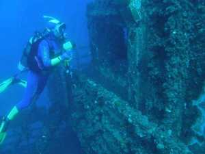 Three words that solved shipwreck mystery