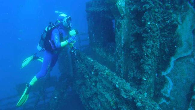 Shipwreck mystery solved thanks to 800-year-old 'Made in China' label.