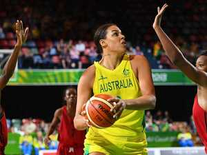Cambage ready to take WNBA by storm
