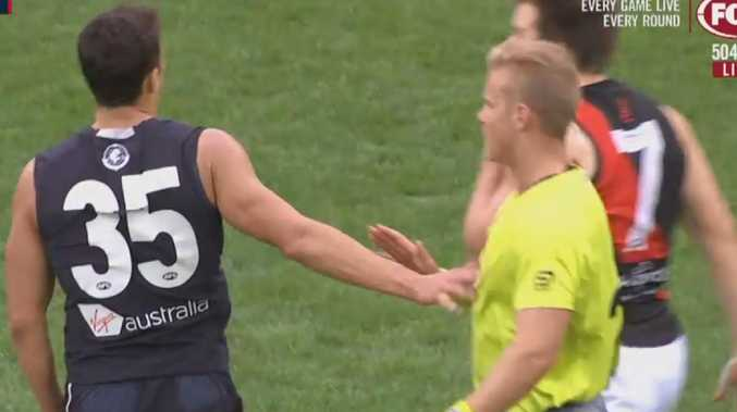 Ed Curnow suspended after AFL appeal upheld, brother Charlie free to play