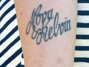 Mum changes son's name after tattoo fail