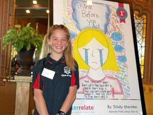 'POWERFUL': Alstonville student's strong message on bullying