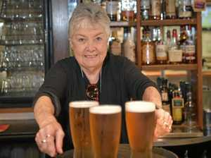 'Crazy, mad', just don't call our favourite publican retired