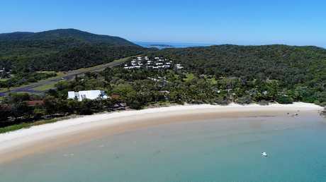 Great Keppel Island Resort.
