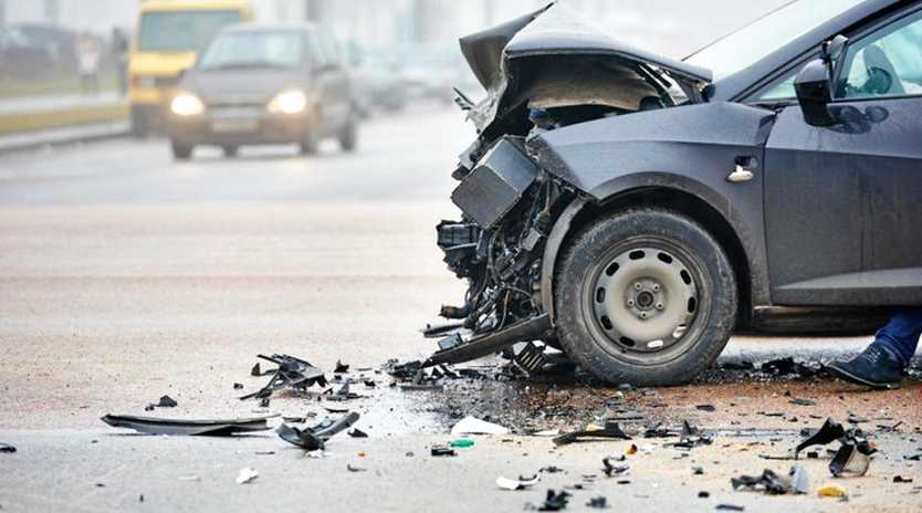 The worst day for crashes on the roads