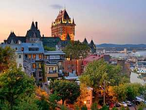 Canada's big four cities of the east worth a visit