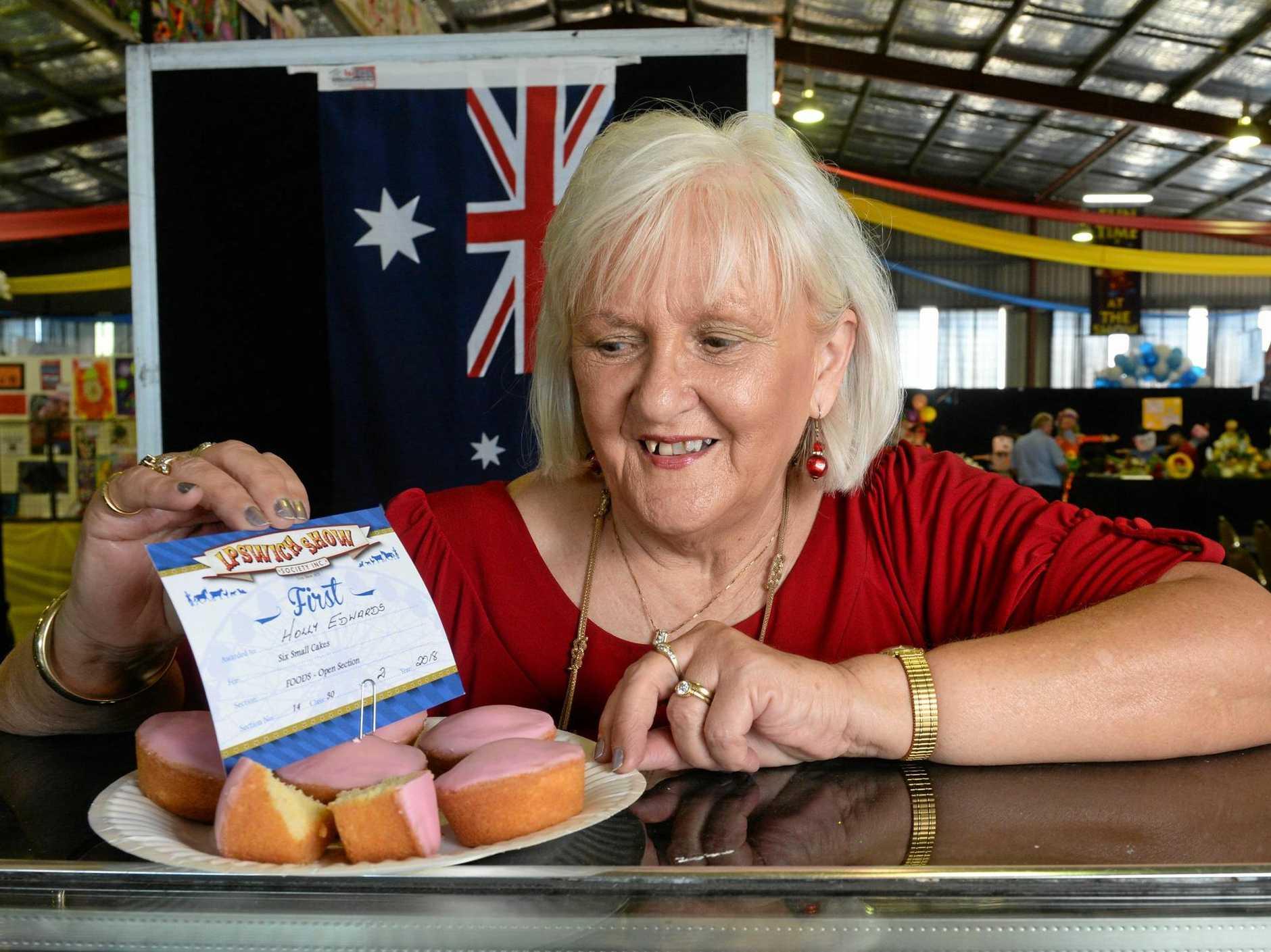 Food section chief steward Denise Podlich