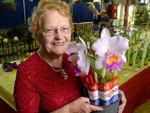 Faces of the Ipswich Show: Normy's flower legacy