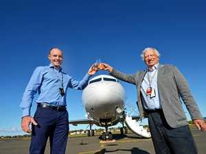 Fly like a royal with the Coast's newest jet plane