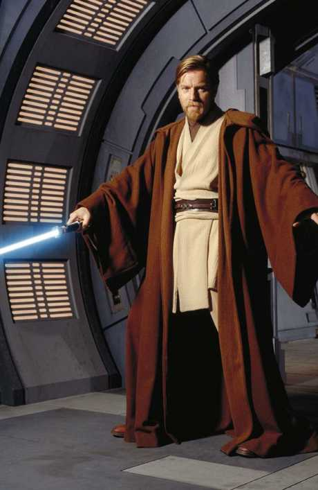 Will Ewan McGregor reprise his role as Obi-Wan Kenobi? Picture: Supplied