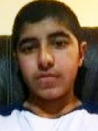 Farhad Khalil Mohammad Jabar, 15, was shot dead by police after the attack.