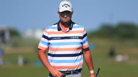 Marc Leishman has made a flying start.
