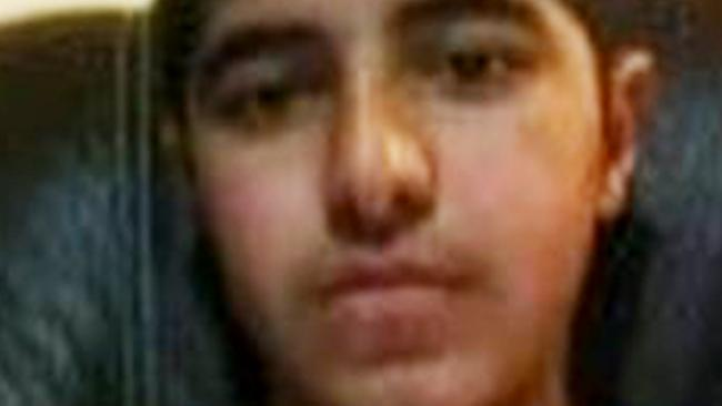 Talal Alameddine has been sentenced for supplying the gun that 15-year-old Farhad Khalil Mohammad Jabar (pictured) used to kill NSW Police employee Curtis Cheng.