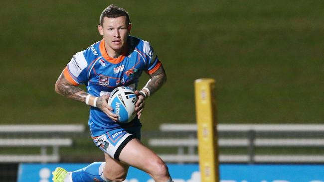 Todd Carney's NRL return has been put on ice.