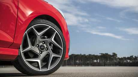Michelin tyres and an optional limited-slip front diff have dramatically improved grip and traction in corners. Picture: Supplied.