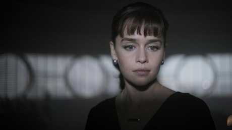 Game of Thrones star Emilia Clarke also has a starring role in the film as Qi'ra.