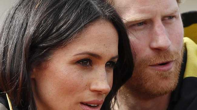 Prince Harry and Meghan Markle's big day is almost here. Picture: AP Photo/Frank Augstein