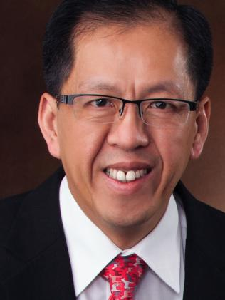 Curtis Cheng was shot dead in the 2015 terror killing.