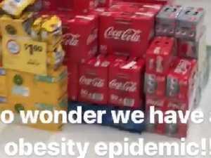 'I can't believe it': Shopper slams Coles