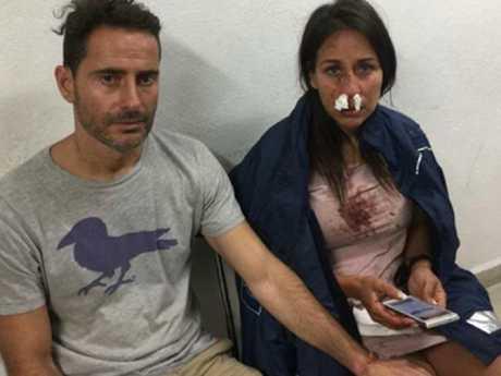 The tourists were kidnapped. Picture: Jennifer Massabki