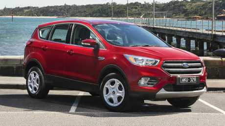 The Ford Escape is finally at the starting price it should have been at all along. Picture: Supplied.