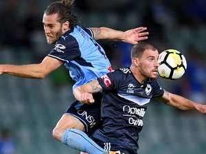 Brilliante embraces Mr Versatile Socceroos tag