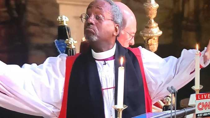 Bishop Michael Curry.