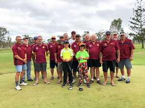 Dawnbusters dig deep for charity