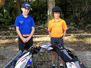 Aspiring young golf champs need a hand