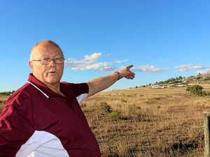 Mt Tabor man stands up for solar farm