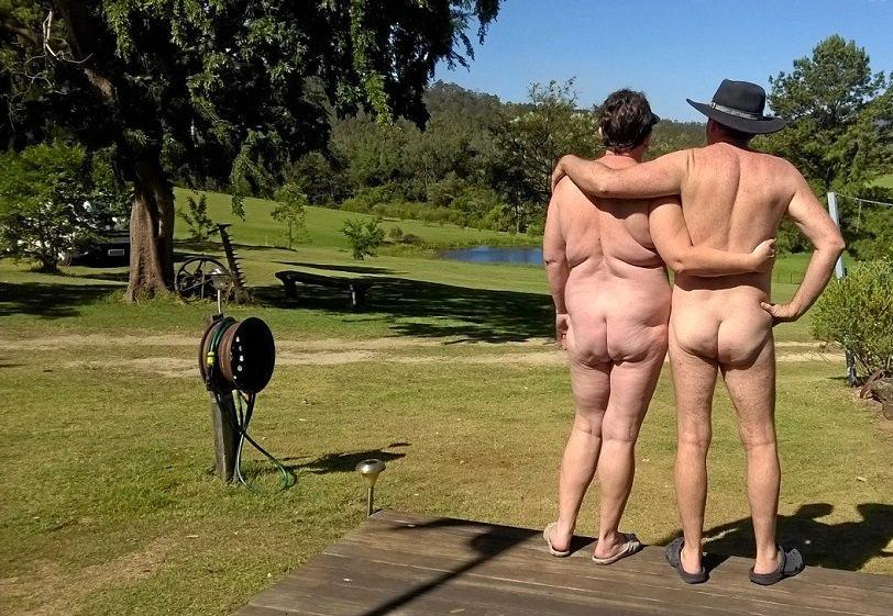 GET YOUR KIT OFF: Chair of the Adam and Eve Club, a naturist club will be in Mackay this weekend interviewing for new members, with a mind to open up a branch and secure property to have meetings on.