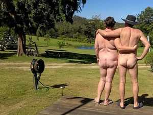 Ex-Mackay naturist gives skinny on bare lifestyle