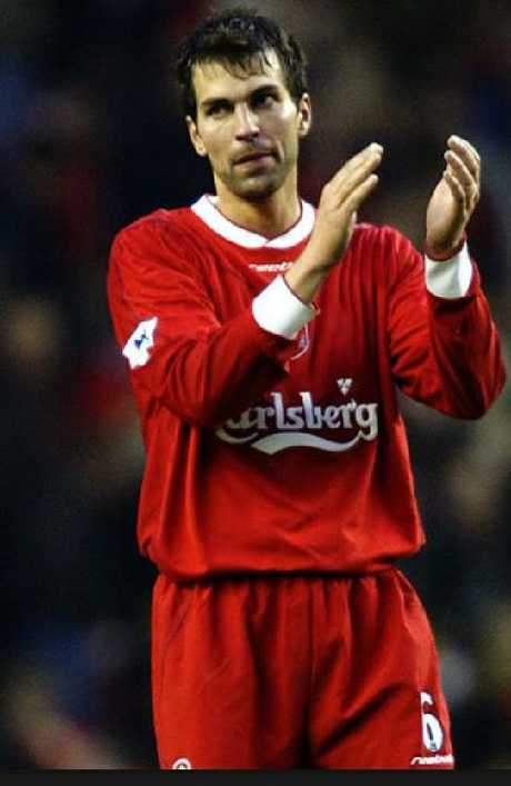Markus Babbel spent four seasons at Liverpool at the turn of the century.
