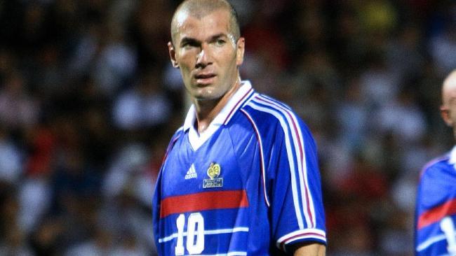Zinedine Zidane was dominant against Brazil in the 1998 final.