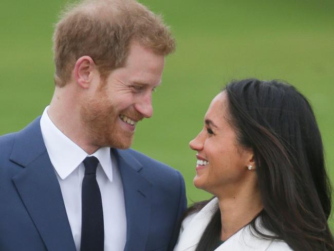 Kensington Palace has revealed intimate details of their wedding ceremony. Picture: AFP.