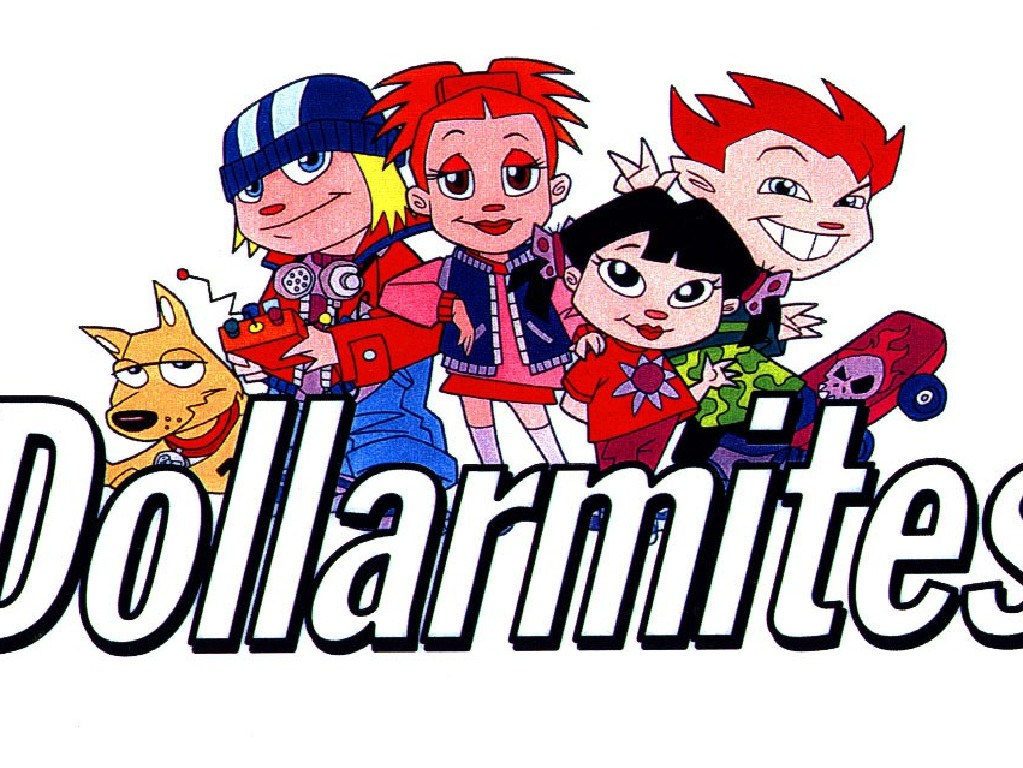 Commonwealth Bank's Dollarmite characters for children's savings account.