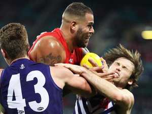 Buddy in clear over Hamling hit