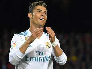 English Premier League powerhouse opens door to Ronaldo