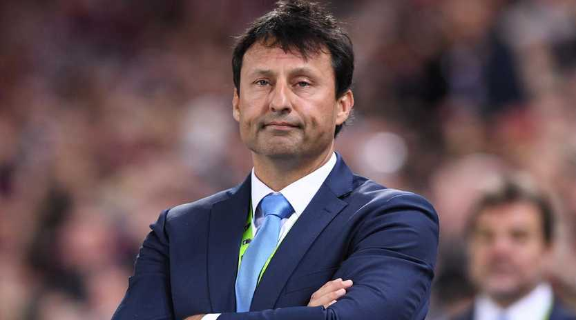 Laurie Daley played 21 Tests for Australia. Picgture: Dave Hunt/AAP
