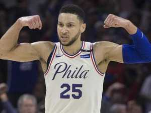 Numbers don't lie: Simmons is No.1 rookie